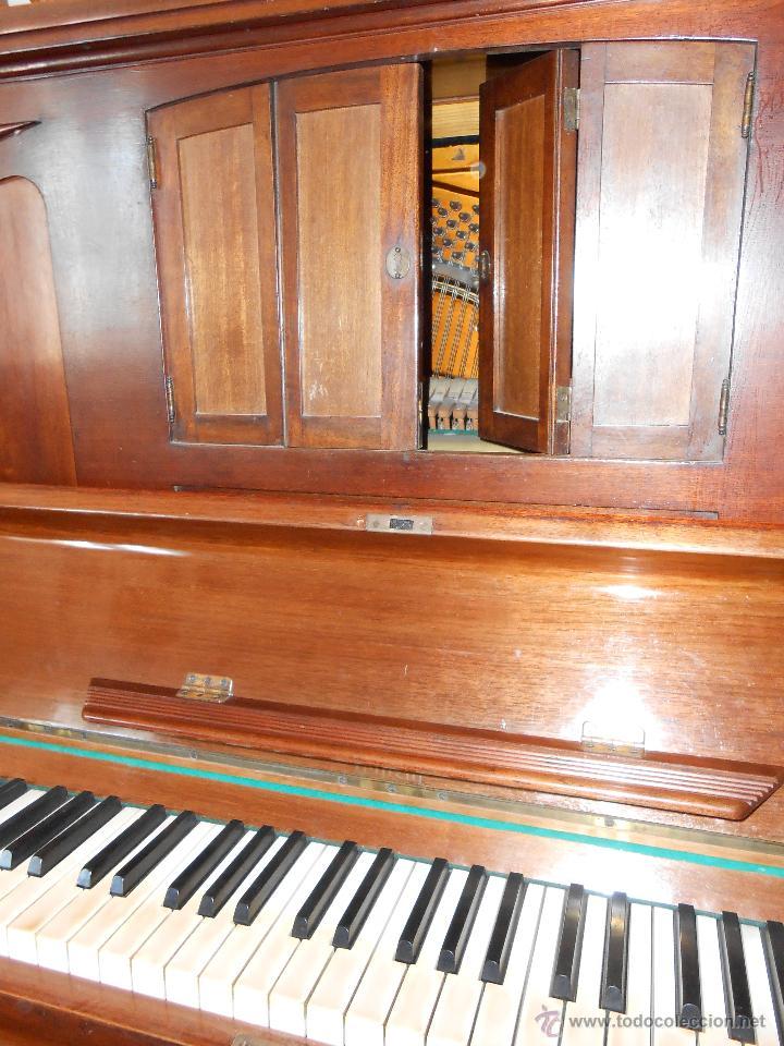 Instrumentos musicales: Piano Paül Lösche -Leipzig (Alemania ) - Foto 5 - 44469062