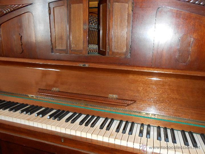 Instrumentos musicales: Piano Paül Lösche -Leipzig (Alemania ) - Foto 6 - 44469062