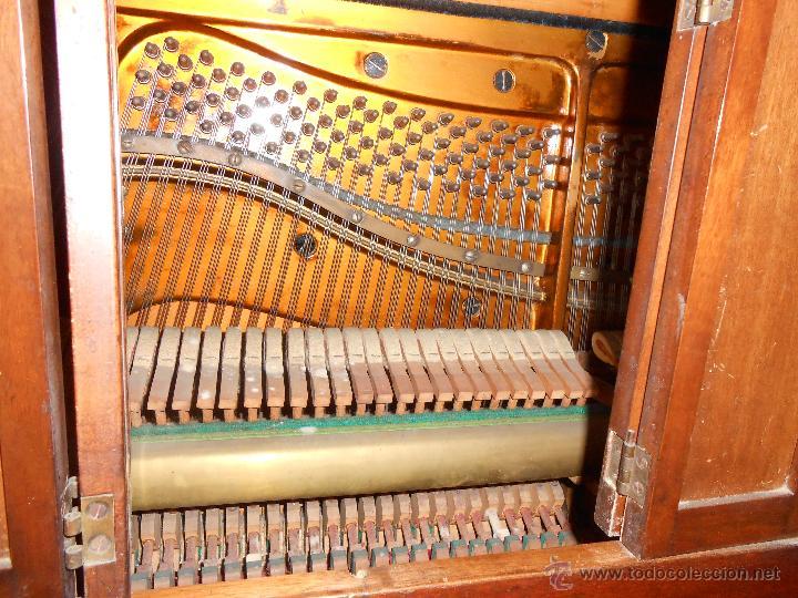 Instrumentos musicales: Piano Paül Lösche -Leipzig (Alemania ) - Foto 7 - 44469062