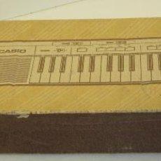 Instrumentos musicales: TECLADO ORGANO ELECTRONICO CASIO MT-35 CASIOTONE CON CAJA. Lote 44733900