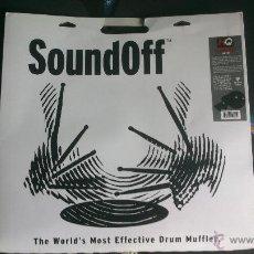Instrumentos musicales: HQ SOUND OFF SET, BATERÍA. Lote 44990755