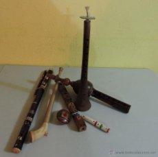 Instrumentos musicales: COLECCION INSTRUMENTOS DEL MUNDO. Lote 45570090