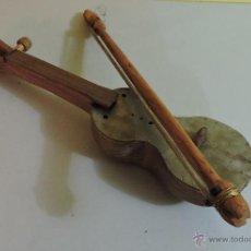 Instrumentos musicales: RABEL ARTESANAL. Lote 45570182