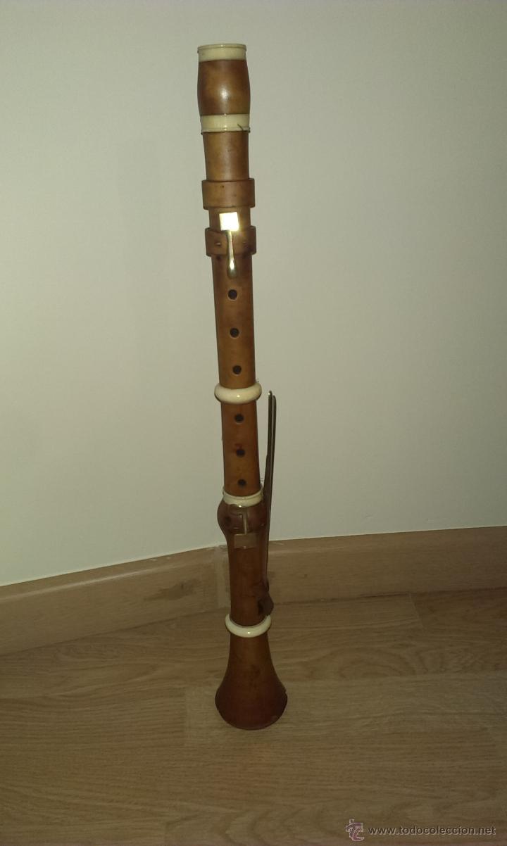 CLARINETE 5 LLAVES NOBLET MADERA BOJ Y MARFIL (Música - Instrumentos Musicales - Viento Madera)