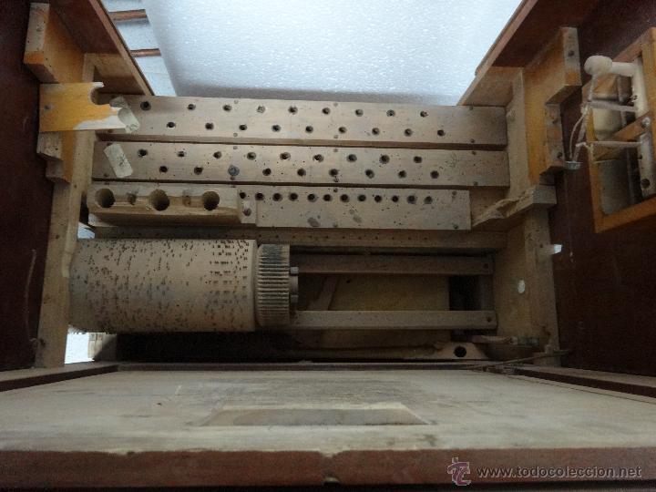 Instrumentos musicales: ÓRGANO DE CILINDRO MARCA FRANCESA SIGLO XIX- 245 - Foto 2 - 45908502