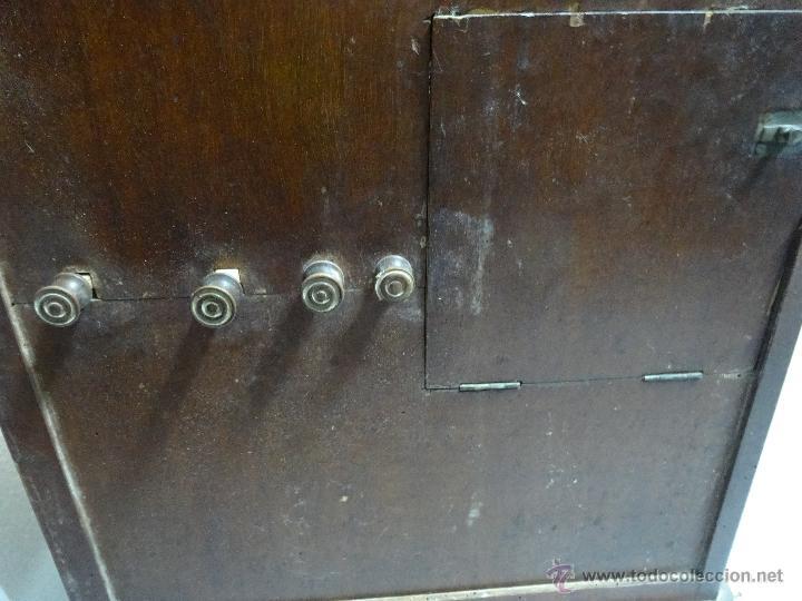 Instrumentos musicales: ÓRGANO DE CILINDRO MARCA FRANCESA SIGLO XIX- 245 - Foto 4 - 45908502