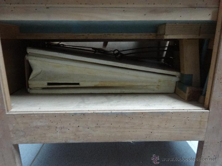 Instrumentos musicales: ÓRGANO DE CILINDRO MARCA FRANCESA SIGLO XIX- 245 - Foto 11 - 45908502