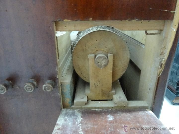Instrumentos musicales: ÓRGANO DE CILINDRO MARCA FRANCESA SIGLO XIX- 245 - Foto 18 - 45908502