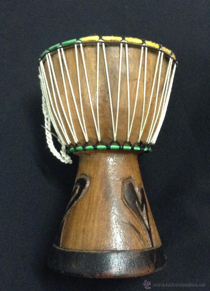 TAMBOR - BONGO - 20 CM DE ALTO - CAR57 (Música - Instrumentos Musicales - Percusión)
