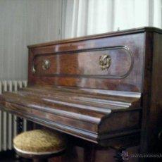 Instrumentos musicales - PIANO VERTICAL P. AUGER - 46042424