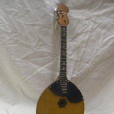 Instrumentos musicales: MANDOLINA DE TRES CUERDAS. SIGLO XIX / XX. . Lote 46194686