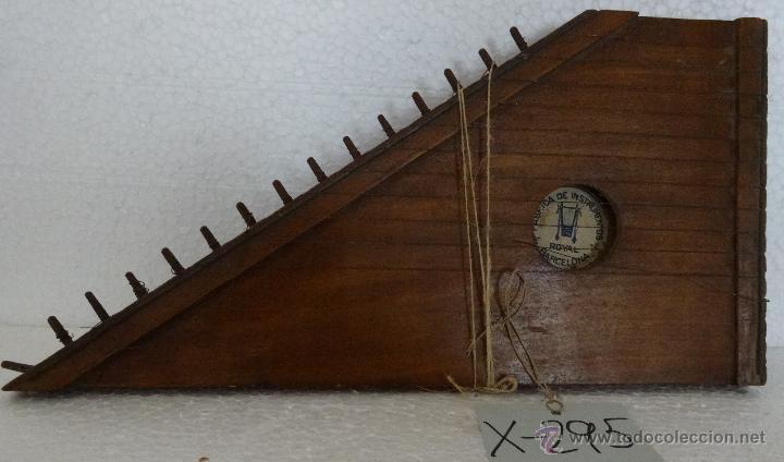 Instrumentos musicales: INSTRUMENTOS DE CUERDA SINARRA - XXX 295 - Foto 5 - 43016539