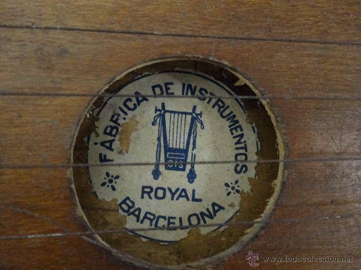 Instrumentos musicales: INSTRUMENTOS DE CUERDA SINARRA - XXX 295 - Foto 10 - 43016539