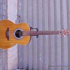 Instrumentos musicales: ACUSTICA FENIX.MADE IN KOREA.EXCEPCIONALES MADERAS.. Lote 46591582