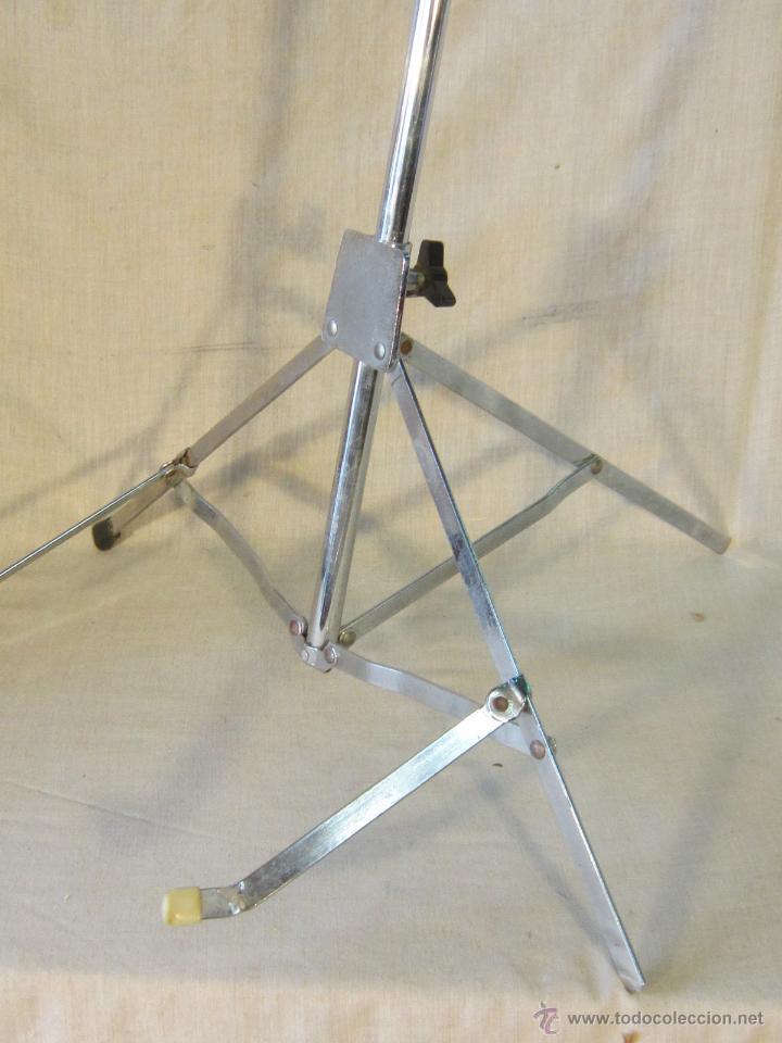 Instrumentos musicales: ATRIL PLEGABLE PARA PARTITURAS - Foto 8 - 46723013