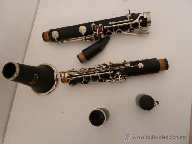 Instrumentos musicales: CLARINETE OCEAN, NUEVO, - Foto 3 - 46934785
