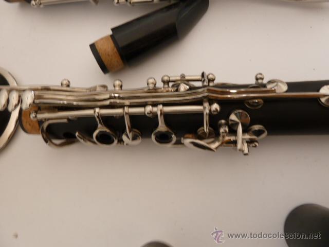 Instrumentos musicales: CLARINETE OCEAN, NUEVO, - Foto 4 - 46934785