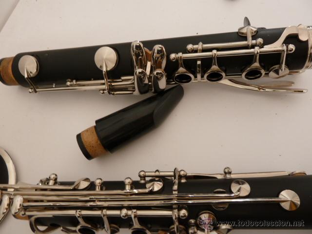 Instrumentos musicales: CLARINETE OCEAN, NUEVO, - Foto 5 - 46934785