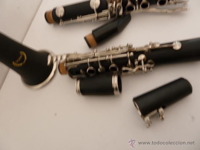 Instrumentos musicales: CLARINETE OCEAN, NUEVO, - Foto 6 - 46934785