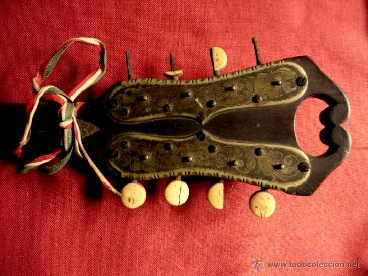 Instrumentos musicales: MANDOLINA ANTIGUA - Foto 2 - 46948455