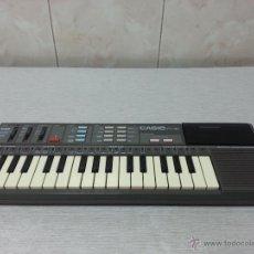 Instrumentos musicales: CASIO CASIOTONE PT-87 (LOTE 2) - VINTAGE. Lote 99073252
