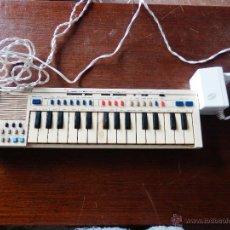 Instrumentos musicales: CASIO PT 20 ELECTRONIC MUSICAL INSTRUMENT ORGANO TECLADO PIANO SIN PROBAR VER FOTOS. Lote 254097085