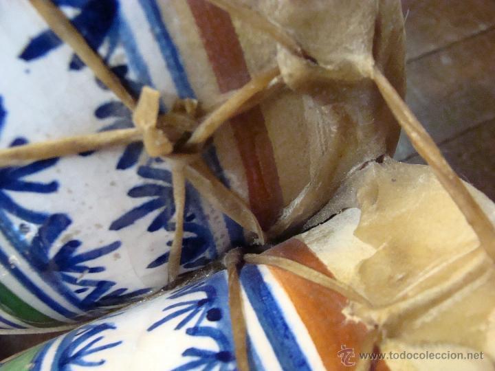 Instrumentos musicales: BONGOS O TAMBORES DOBLES AFRICANOS EN CERÁMICA MUY DECORATIVOS - Foto 15 - 47644037