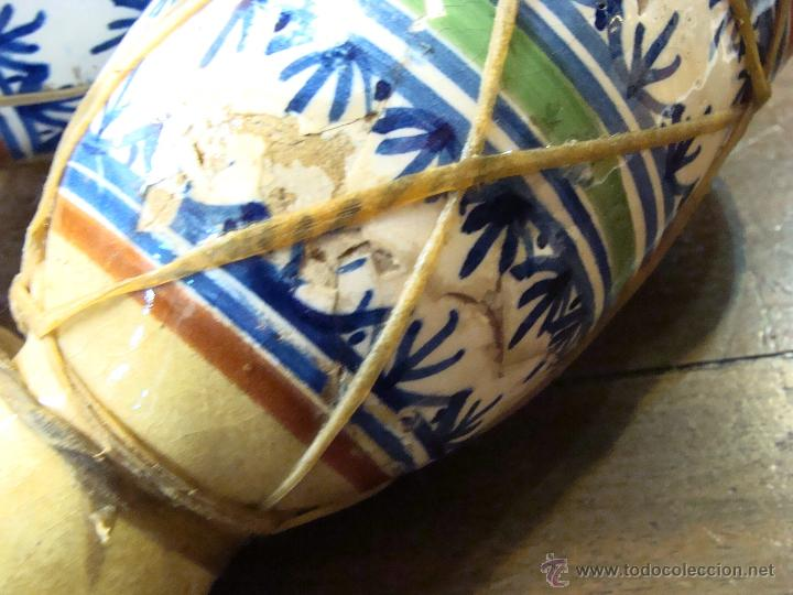 Instrumentos musicales: BONGOS O TAMBORES DOBLES AFRICANOS EN CERÁMICA MUY DECORATIVOS - Foto 17 - 47644037