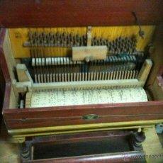 Instrumentos musicales: PIANOLA PARA RESTAURAR. Lote 236781090