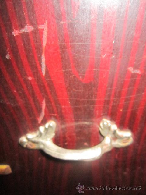 Instrumentos musicales: Antiguo organillo Vicente Llinares - Barcelona, con dos rodillos. Funcionando.Clavijero nuevo. - Foto 6 - 48143521