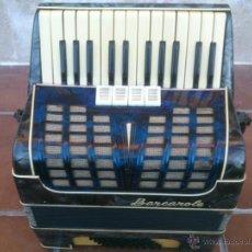 Instrumentos musicales: ORIGINAL ACORDEÓN.BARCAROLE. Lote 48166318
