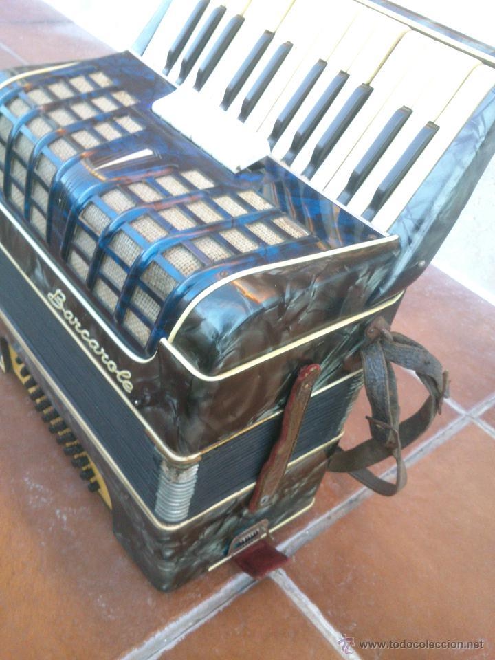 Instrumentos musicales: ORIGINAL ACORDEÓN.BARCAROLE - Foto 2 - 48166318
