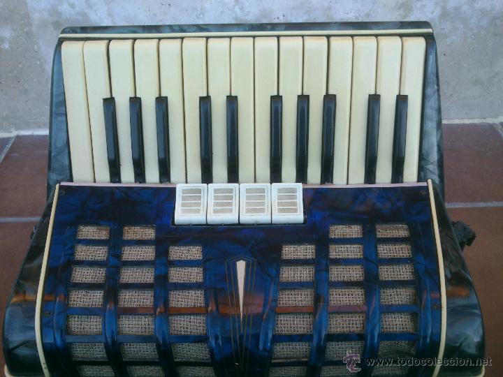 Instrumentos musicales: ORIGINAL ACORDEÓN.BARCAROLE - Foto 3 - 48166318