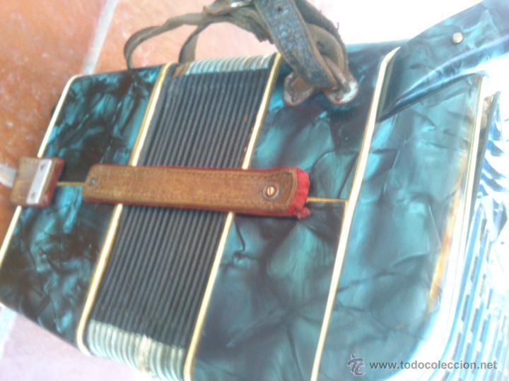 Instrumentos musicales: ORIGINAL ACORDEÓN.BARCAROLE - Foto 6 - 48166318