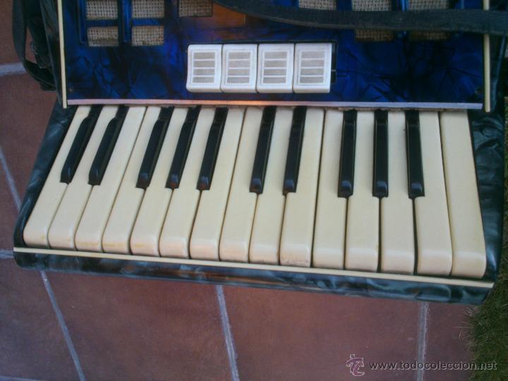 Instrumentos musicales: ORIGINAL ACORDEÓN.BARCAROLE - Foto 8 - 48166318