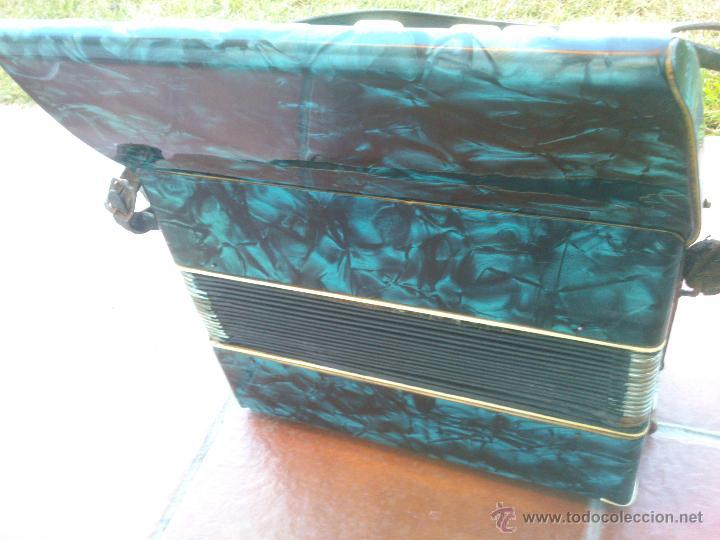 Instrumentos musicales: ORIGINAL ACORDEÓN.BARCAROLE - Foto 10 - 48166318