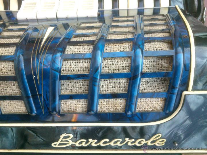 Instrumentos musicales: ORIGINAL ACORDEÓN.BARCAROLE - Foto 11 - 48166318