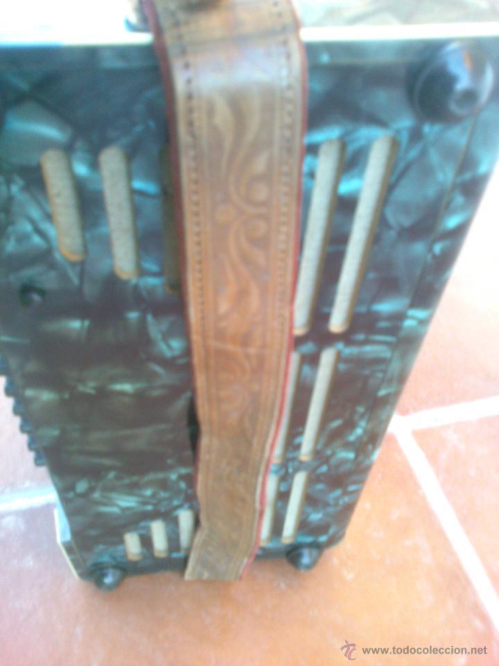 Instrumentos musicales: ORIGINAL ACORDEÓN.BARCAROLE - Foto 12 - 48166318