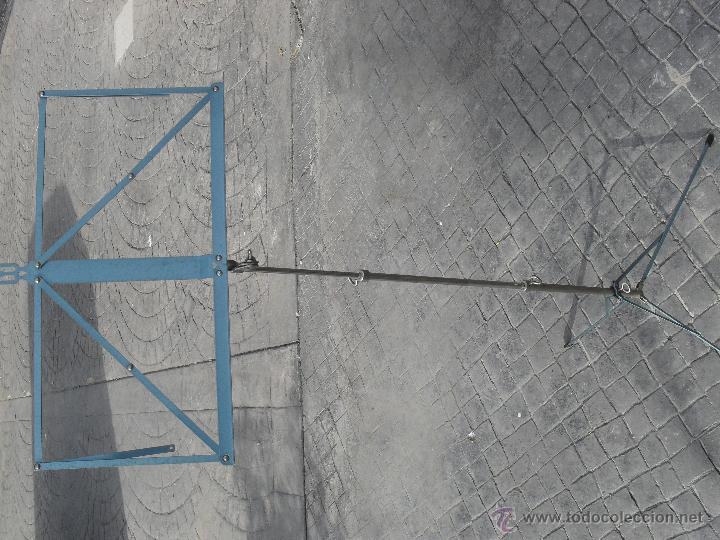 Instrumentos musicales: ATRIL AZUL - Foto 2 - 48224083