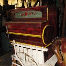 Instrumentos musicales: ANTIGUO ORGANILLO DE MANIVELA.. Lote 48686911