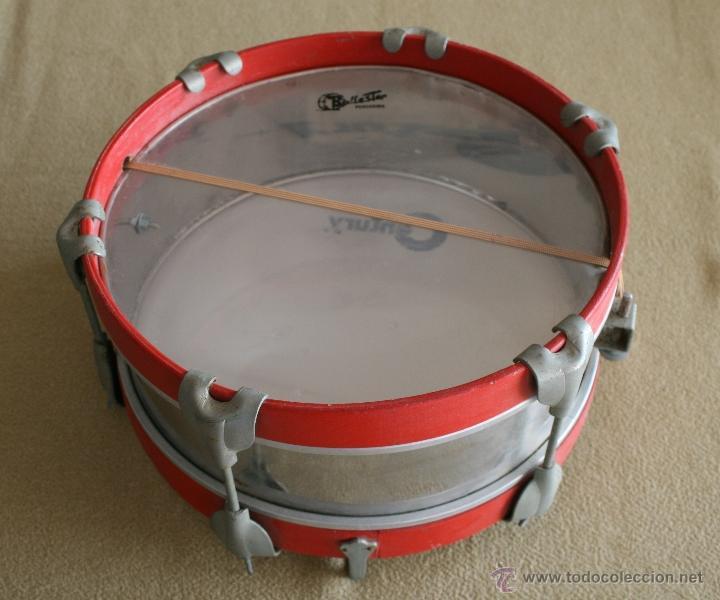 Instrumentos musicales: ANTIGUO TAMBOR CENTURY BALLESTER PERCUSION – ORIGINAL - BUEN SONIDO - INSTRUMENTO PERCUSION - Foto 3 - 48927194