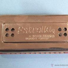Instrumentos musicales: ARMONICA KELLER - FABRICACION ESPAÑOLA - 2 CARAS - PERFECTA - FUNCIONANDO PERFECTAMENTE. Lote 49013115