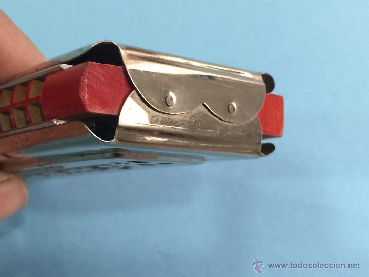 Instrumentos musicales: Armonica Keller - Fabricacion española - 2 caras - Perfecta - Funcionando perfectamente - Foto 6 - 49013115