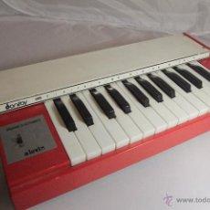 Instrumentos musicales: ORGANO ELECTRONICO SONITOY DE AYPE AÑOS 70-80 -REF1000- A. Lote 49048877