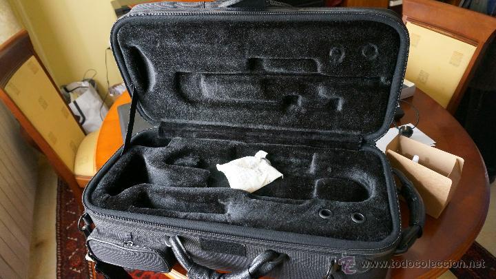 Instrumentos musicales: Troley-Mochila. para una trompeta. - Foto 2 - 49070646