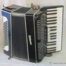 Instrumentos musicales - ACORDEON DE 80 BAJOS WELTMEISTER - 84559352