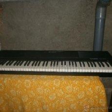 Instrumentos musicales: PIANO ELECTRICO CASIO CPS 2000 - FUNCIONANDO - MUY PESADO - MEDIDA 120 X 39 CM.. Lote 49167078