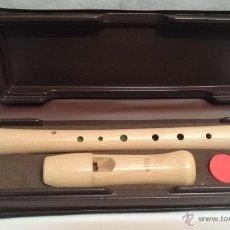 Instrumentos musicales: FLAUTA MOECH EN SU ESTUCHE ORIGINAL Y CON TODOS SUS COMPLEMENTOS. Lote 49562908