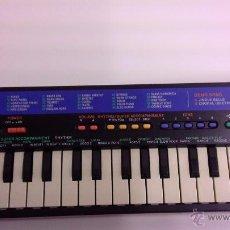 Instrumentos musicales: ORGANO CASIO SA 3. Lote 50101569