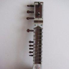 Instrumentos musicales: SITAR ANTIGUO DE 12 CUERDAS. Lote 52615601